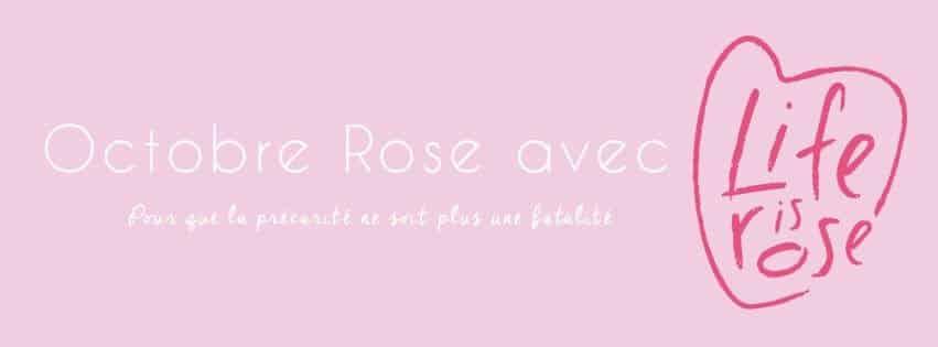 SOUTIEN LIFE IS ROSE