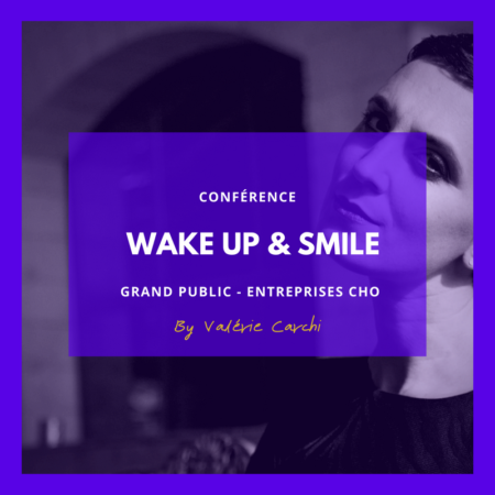 SERVICES CONFERENCE WAKE UP AND SMILE