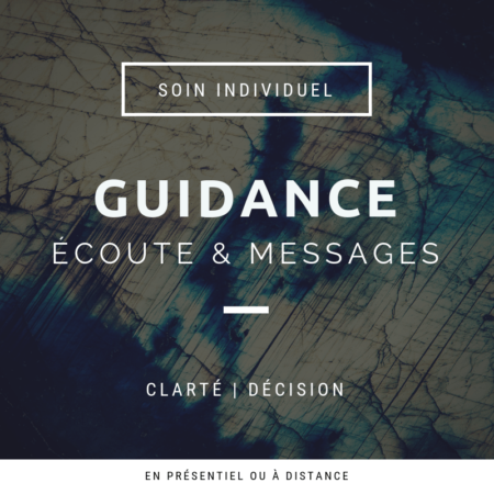 SOIN GUIDANCE ECOUTE ET MESSAGES WAKE UP AND SMILE