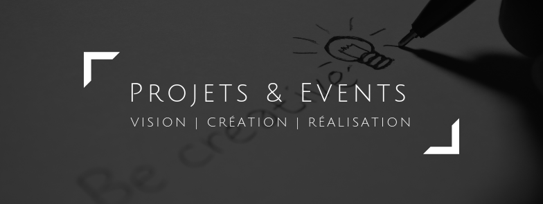 CONSULTATIONS PROJETS ET EVENTS