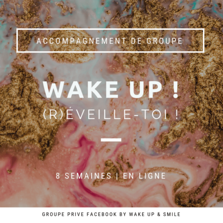 ACCOMPAGNEMENT DE GROUPE WAKE UP