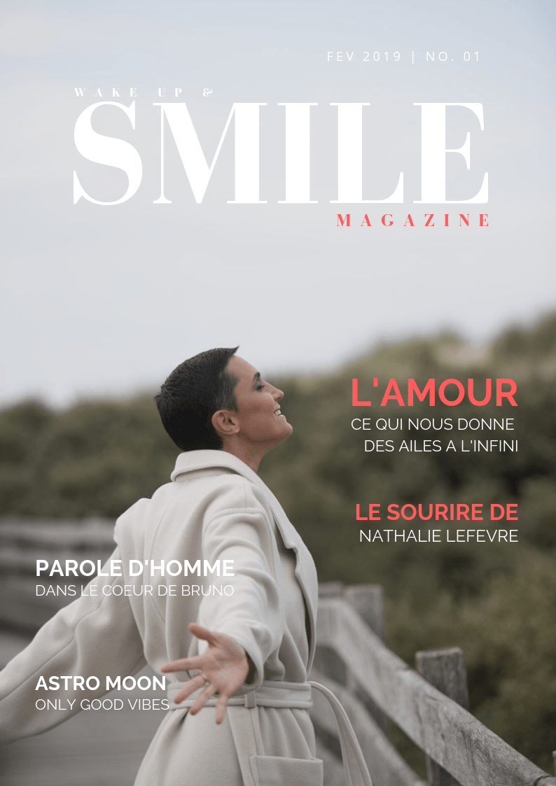 Wake Up & Smile Magazine Février 2019