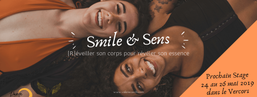 Agenda Stage Smile & Sens Mai 2019 Vercors