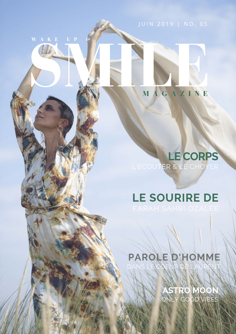 Wake Up & Smile Magazine Juin 2019