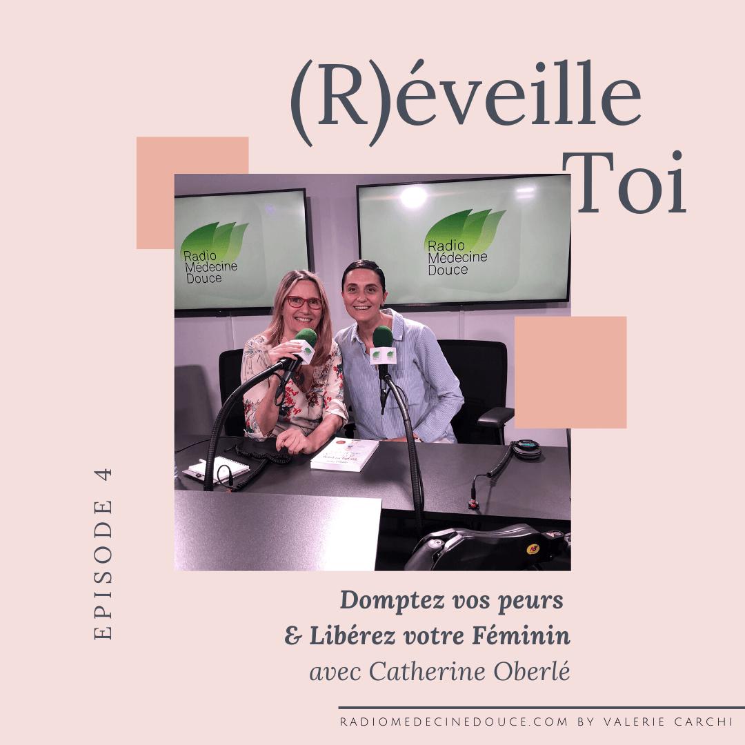 Emission RMD Invitée Catherine Oberlé
