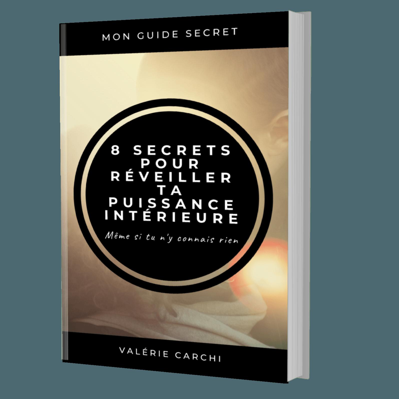 VISUEL EBOOK GUIDE SECRET REVEILLER PUISSANCE INTERIEURE