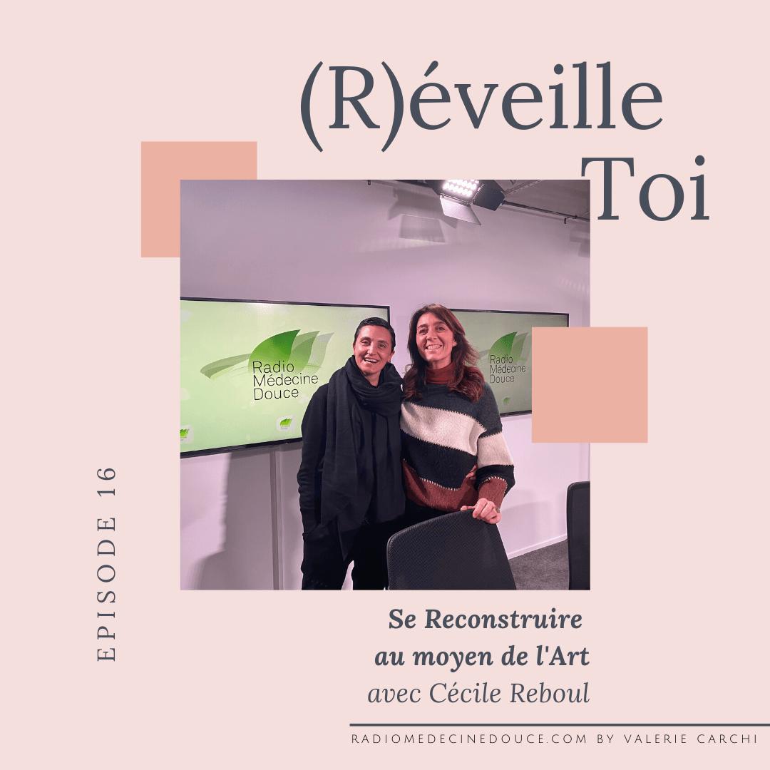 Emission RMD Invitée Cécile Reboul Skin