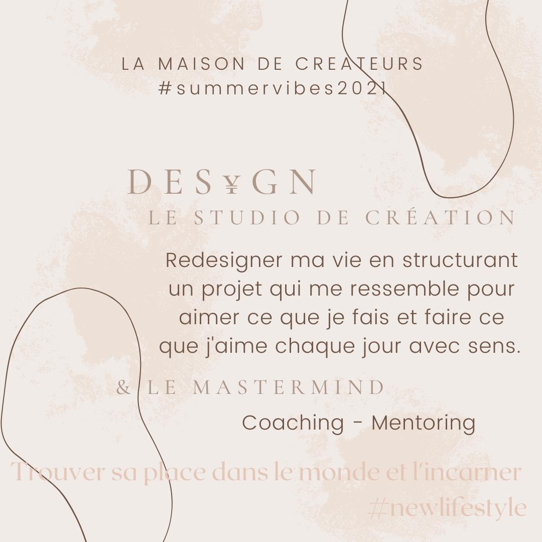 MAISON DE CREATEURS SUMMERVIBES2021 STUDIO DE CREATION DESYGN MASTERMIND